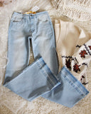 Vintage Cozy Flares: Alternate View #3