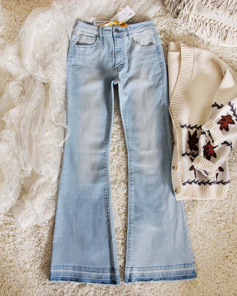 Vintage Cozy Flares: Featured Product Image