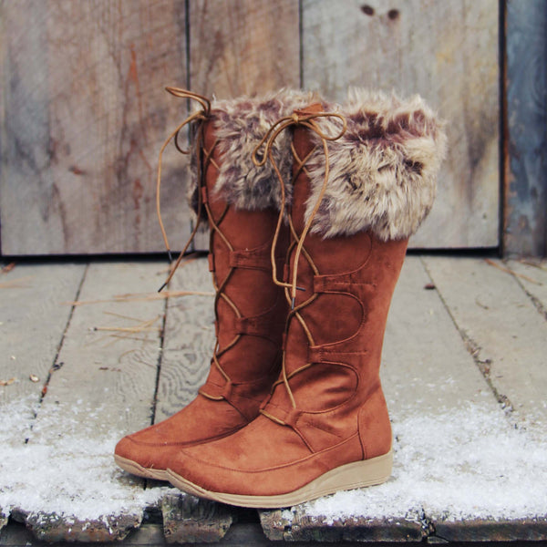 Bear Mountain Boots: Featured Product Image