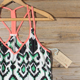 Belize Maxi Dress: Alternate View #2