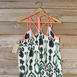 Belize Maxi Dress: Alternate View #4