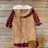 Big Timber Cozy Vest: Alternate View #4