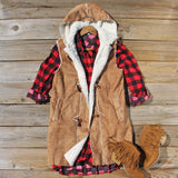 Big Timber Cozy Vest: Alternate View #1