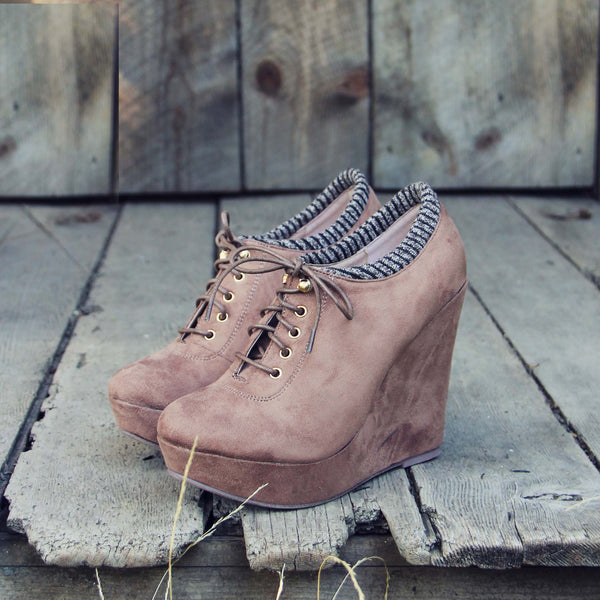 Bittersweet Love Booties: Featured Product Image