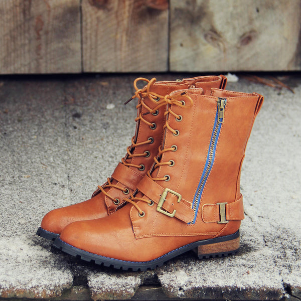 Blue Wolf Boots: Featured Product Image