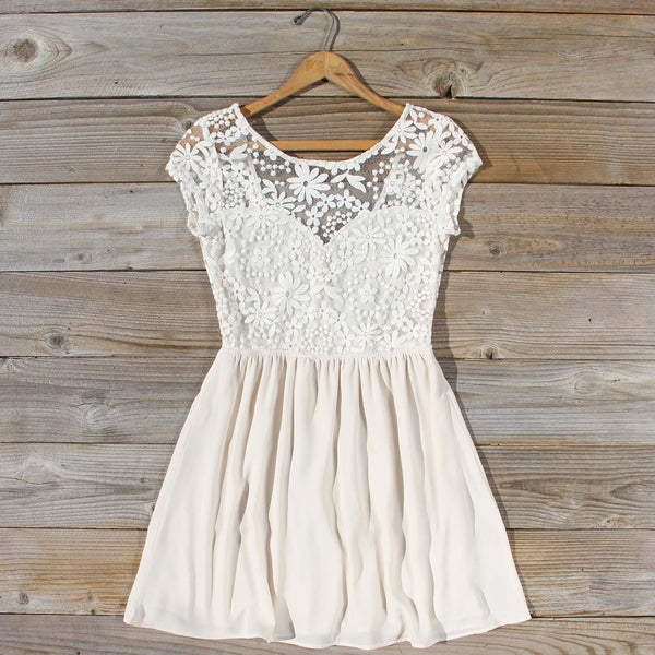 Boheme Lace Dress: Featured Product Image
