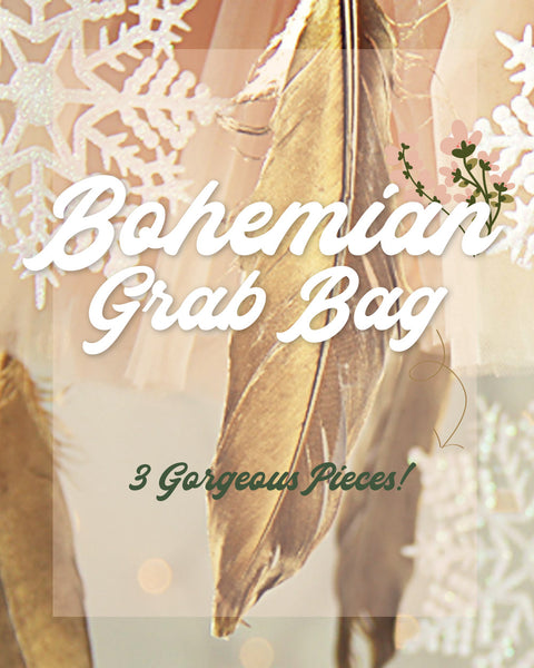 Bohemian Grab Bag: Featured Product Image