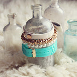 Bohemian Bangles Watch in Mint: Alternate View #3