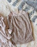 Bohemian Rose Layering Tunic: Alternate View #4