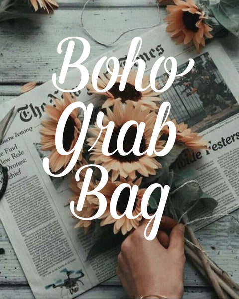 Boho Grab Bag: Featured Product Image