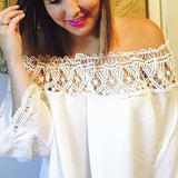 Boho Lux Lace Top: Alternate View #5