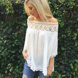 Boho Lux Lace Top: Alternate View #2