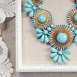 Bohemian Romance Necklace: Alternate View #3