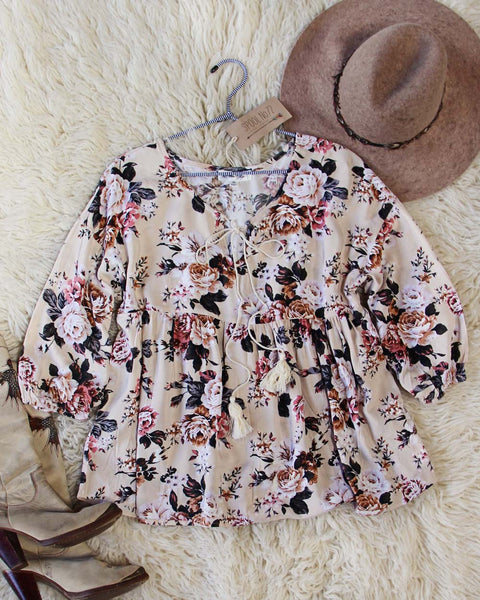 Boise Bloom Top: Featured Product Image