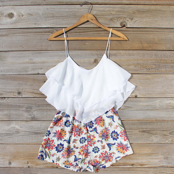 The Bonita Romper: Featured Product Image