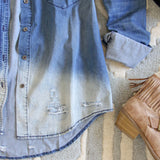 The Boyfriend Denim Shirt: Alternate View #3