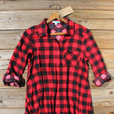 Bozeman Plaid Dress: Alternate View #2