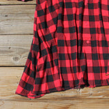 Bozeman Plaid Dress: Alternate View #3