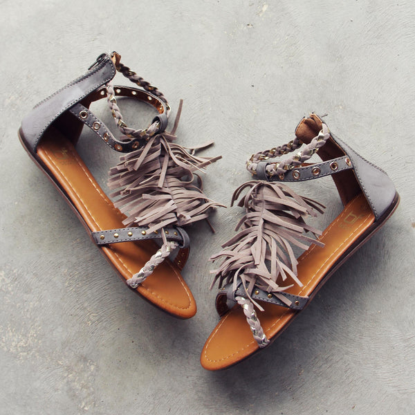 Braided Canyon Sandals: Featured Product Image
