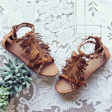 Braided Canyon Sandals in Sand: Alternate View #2