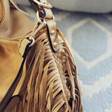 Braided Fringe Tote: Alternate View #2