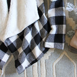 The Buffalo Plaid Coat: Alternate View #3