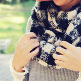 The Buffalo Plaid Scarf: Alternate View #3