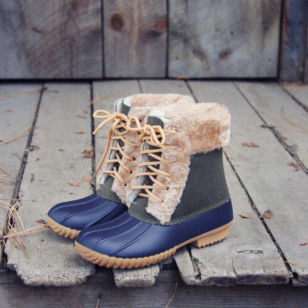 Bundle-Up Duck Boot: Featured Product Image