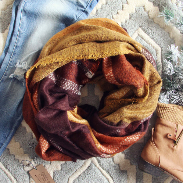 Bundled Tamarack Scarf: Featured Product Image