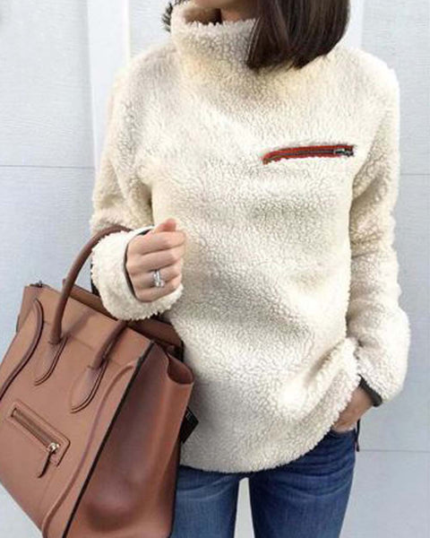 Willow Falls Cozy Pullover: Featured Product Image