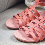 Cactus Flower Sandals: Alternate View #2