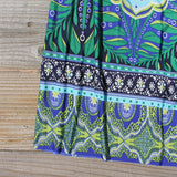 Cactus Legend Pants in Blue: Alternate View #3