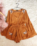 Cactus Rose Romper in Desert: Alternate View #5
