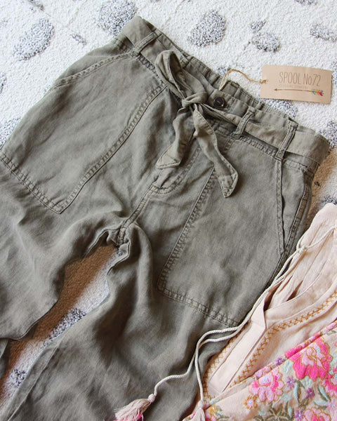 California Cargo Pants: Featured Product Image