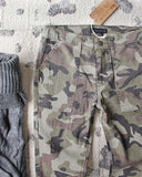 The Camo Cargo Pants: Alternate View #3
