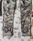 The Camo Cargo Pants: Alternate View #4