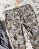 The Camo Cargo Pants: Alternate View #1