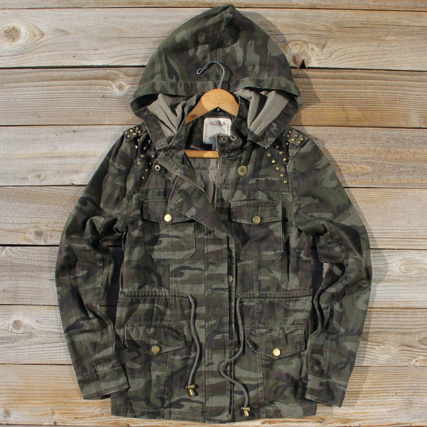 Camp Whistler Coat: Featured Product Image