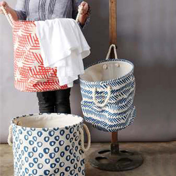 Canvas Laundry Baskets: Featured Product Image