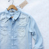 Canyon & Fray Denim Shirt: Alternate View #2