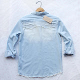 Canyon & Fray Denim Shirt: Alternate View #4