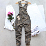 Canyon Sugar Camo Overalls: Alternate View #4