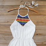 Casa Blanca Romper: Alternate View #2