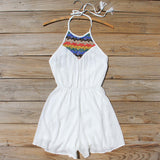Casa Blanca Romper: Alternate View #1