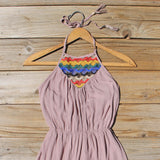 Casa Blanca Romper in Taupe: Alternate View #2