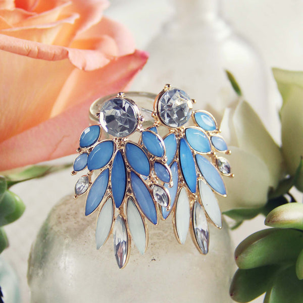 Casbah Earrings: Featured Product Image