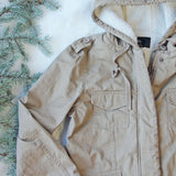 Cascade Range Coat: Alternate View #2