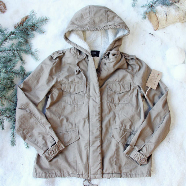 Cascade Range Coat: Featured Product Image