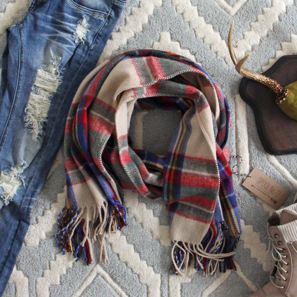 Cascades Cozy Scarf: Featured Product Image