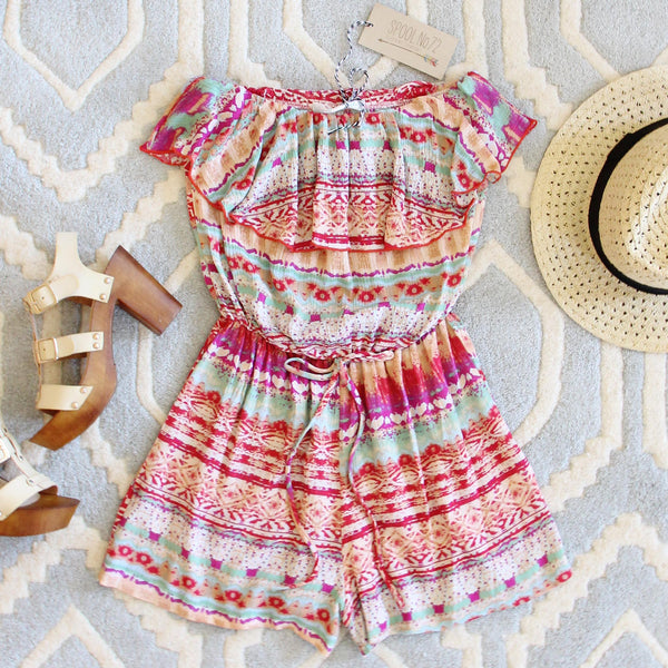 Casita Romper: Featured Product Image